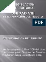 Unidad Viii-Determinacion Del Tributo