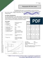 Polypropylene ISO 1346 3 Strand