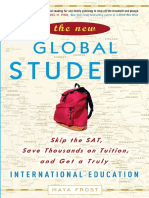 The New Global Student, by Maya Frost - Excerpt
