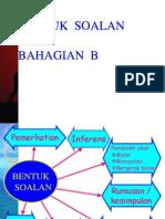 Sains Bahagian B UPSR - Teknik Menjawab