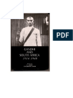 Gandhi and South Africa, 1914-48, edited by E. S. Reddy and Gopalkrishna Gandhi