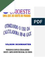 Manual Hp 48 Unioeste