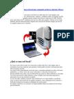 Crear y configurar una red local para compartir archivos e internet.pdf