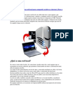 Crear y configurar una red local para compartir archivos e internet.pdf