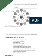 Internacionalización sector Muebles
