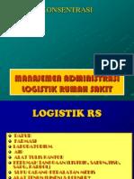 Manajemen Logistik Rumah Sakit