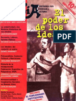 Revista Topia 18 - El Poder de Los Ideales