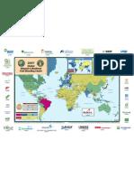 World Bioufuels Map