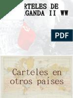 Carteles de Propaganda Segunda Guerra Mundial