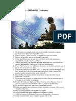 Banning E-Frases de Buda