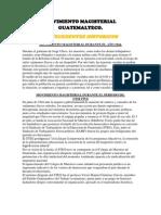 Movimiento Magisterial Guatemalteco