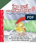Digital Booklet - Kids Learn Spanish