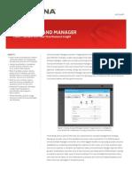 Serena Demand Manager Datasheet