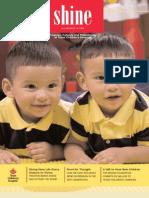 Shine, a publication of Texas Children's Hospital