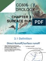 hydrology - Chap 3 ( Student )