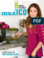 Recipes from Fresh Mexico, by Marcela Valladolid