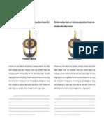 Betulkan Kesalahan Ejaan Dan Tanda Baca Pada Petikan Di Bawah Dan Kemudian Salin Petikan Semula