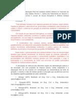 2-A coleta e a disposição final dos resíduos sólidos urbanos no município de Capim Grosso-Ba