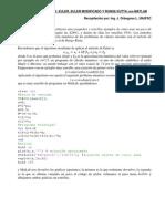 METODOS NUMÉRICOS(Euler, Euler modificado, RRKK)