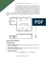 Archivo de Proyecto de Alumbramiento de Nave Industrial.