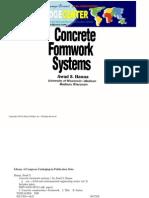 eBook - Concrete Formwork Systems