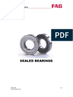Fag Sealed Bearings