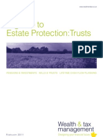 A Guide to Estate Protection Trusts