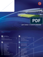 Uefa Stadium Guidelines