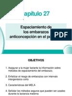 27_Lactancia y Anticoncepcion 2013