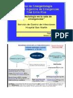 HSM-Algorritmo Manejo Infec Guardia