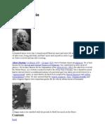 Albert Einstein 0