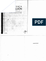 Anatomía del Guión - John Truby