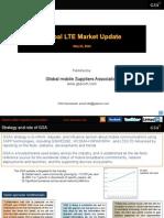 GSA Global LTE Market Update 230513