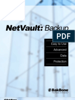 NetVault Backup