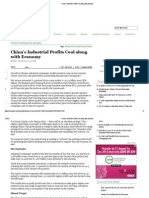 China's Industrial Profits Cool along with Economy.pdf