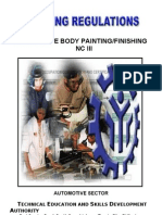 TR Auto Body Painting Finishing NC III.doc