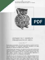 Liliana Ulloa - Vestimentas y Adornos Prehispanicos de Arica.