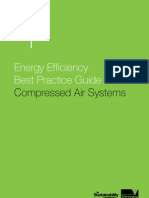 Best Practice Guide Compressed Air