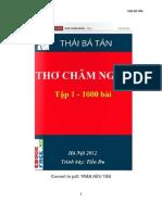 Tho Cham Ngon-Tap 1 (Thai Ba Tan)