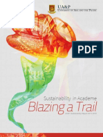 Sustainability in Academe