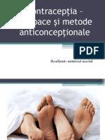 Metodele de Contraceptie