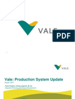 Iron Ore Vale Production Systems