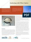 Stay Cable Monitoring With Fiber Optics