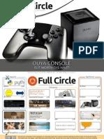 Full Circle Magazine - issue 75 EN