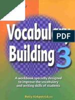 34741876 Vocabulary Building 3