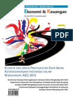 Tinjauan Ekonomi dan Keuangan Edisi Juni 2013