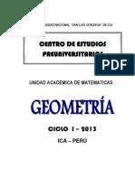 Módulo Geometrìa 2013