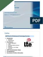 LTECongress Tokyo LTE-Advanced