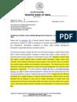 Guidelines on Interest Rate Risk Management Nov 2010