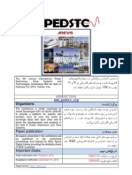 Ieee Pedstc2013 Cfp